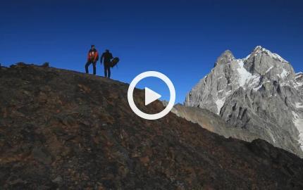 Sulle tracce dei ghiacciai - Missione in Caucaso