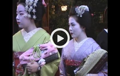 Il Giappone e il mistero delle geishe