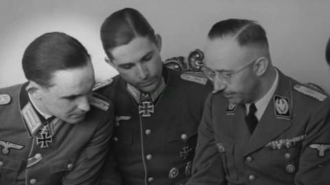 I fantasmi del terzo Reich